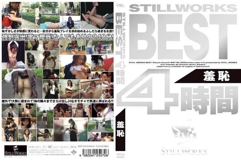 WST-02 STILL WORKS BEST 4時間 羞恥